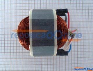 Estator / Bobina de Campo 220V para lixadeira orbital Skil 7314 - 2610398976