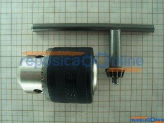 Mandril 1/2 (13mm) com chave para furadeiras Bosch - F000632031