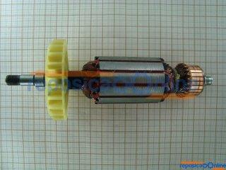 Induzido/ Rotor 220V para Esmerilhadeira G720-B2 Black & Decker - 5140003-61