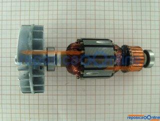 Induzido / Rotor 220V para lixadeira oscilante 7314 Bosch - 2610398982