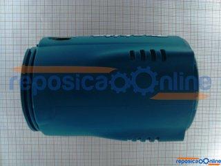 CARCACA DO MOTOR PARA ESMIRILHADEIRA MAKITA GA 9020 MAKITA - 154671-6