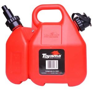 Abasteça sua ferramenta a gasolina de forma prática e sem riscos