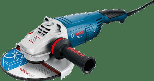 Esmerilhadeira Angular Bosch Gws 22-180 - 06018a10e0