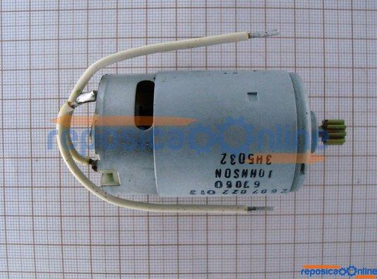 Motor Completo - 7,2v - Paraf. 3937.7 Bosch - 2607022943