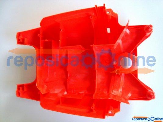 Corpo frontal para lavadora de pressão PW1700/1550 Black&Decker - 5140126-38