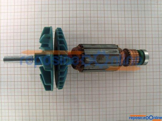 Induzido / Rotor 220V para lixadeira oscilante Bosch 1285.1 - EXCLUIDO - 1604010232