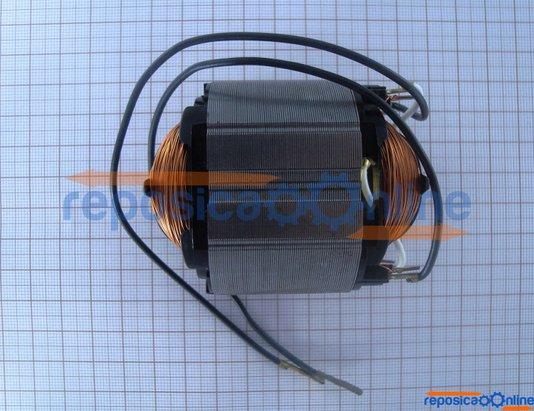 Estator / Bobina de Campo 220V para serra tico tico Bosch 1579.0 Excluido - 2604220392