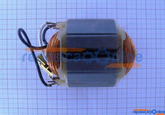 Estator / Bobina de Campo 220V para furadeira Bosch 1107.1 - 9618086517