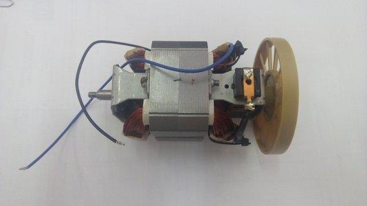 Subconj. Motor 127v Para Liquidificador Le700-br Black&decker - N051235