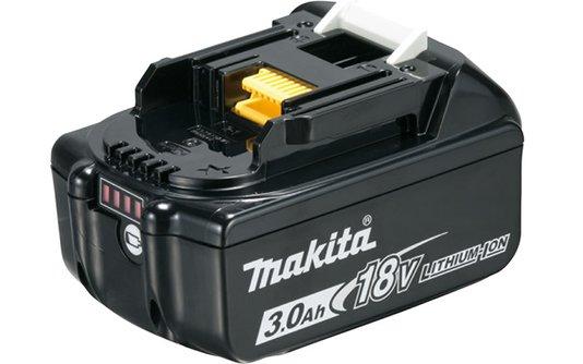 Bateria Makita 18v 3ah Bl1830b - 197599-5
