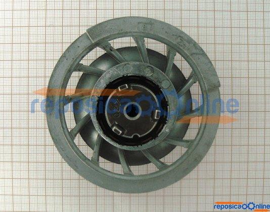 Ventilador P/ Lix Excêntrica 3110.7 Bosch - 2606610901