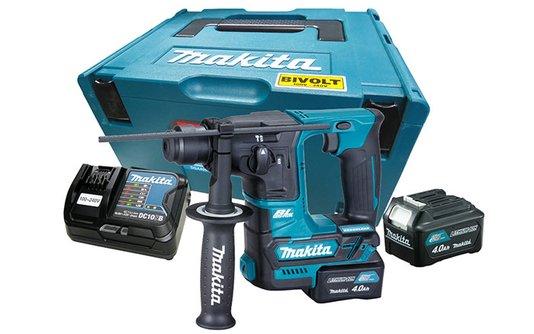 Martelete Makita CXT à Bateria 12V 4.0Ah - HR166DSMJ