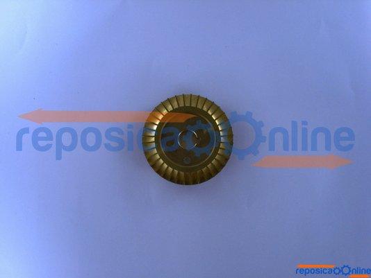 Rotor - Diametro 57,3 | Furo 12mm | Altura Das Palhe - 00032437.5 - Gmeg - 00032437.5