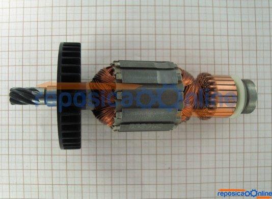 Induzido / Rotor 220V para martelo Makita HR2410 - 516268-3