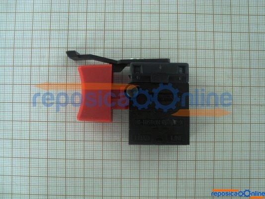 Interruptor / Gatilho / Chave Para Furadeira Skil 6425 - Codigo Antigo 2610346618   - 2610353753