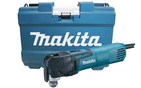 Multiferramenta Oscilante 320w Makita - Tm3010ck