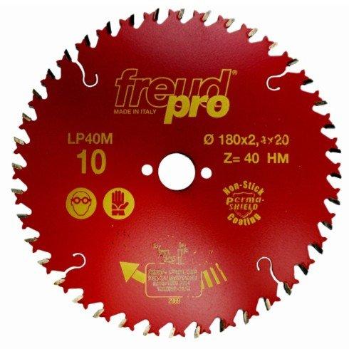 Disco de Serra Circular Freud 180 mm LP40M 010 CSB - F03FS03705