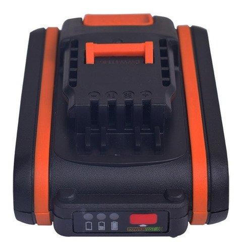Bateria De Litio 20v Para Parafusadeira - Wa3551 - Positec - Wa3551