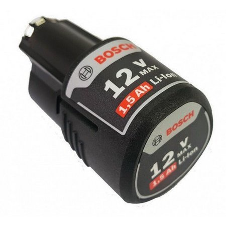 Bateria Parafusadeira 12V Bosch GSR 120-LI 3601JF7x - 2607337113