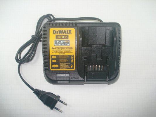 Carregador Dcb101 /  Dcb115 12v A 20v Dewalt 220v N114502 - N406054   - N406054