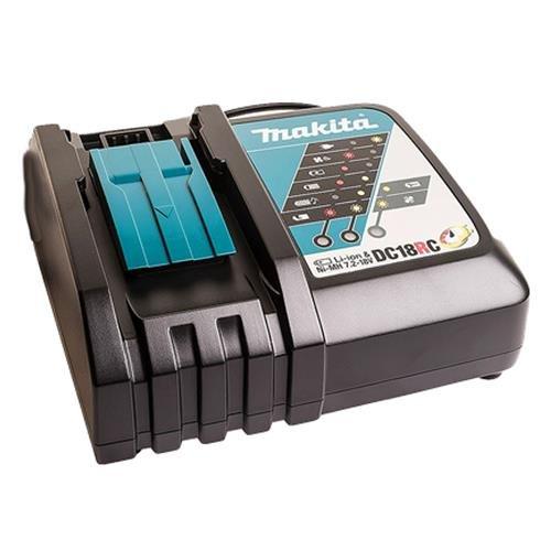 Carregador De Bateria Dc18rc Bivolt Makita - 197522-0