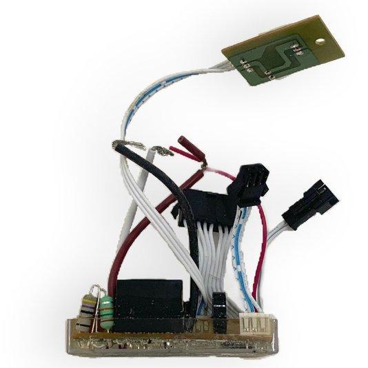 Conj. Módulo Eletronico Para Ferro De Passar A Vapor Com Led 127v Aj3000/aj3000v Black&decker - N388006