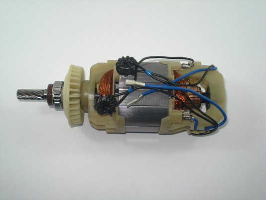 Conjunto de motor completo 220v miniserra WX424 - WORX  - 50023521