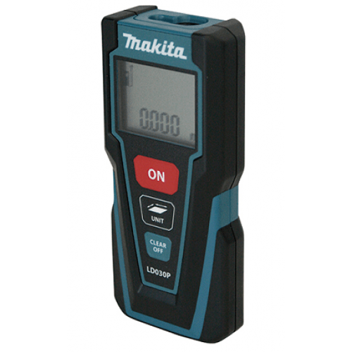 Medidor De Distância à Laser Makita 30m - Ld030p