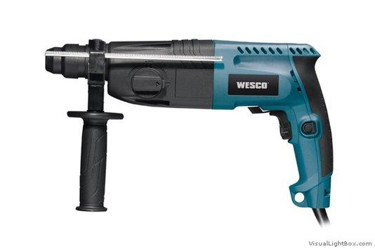 Martelete Wesco Sds Plus 800w - Ws3141k
