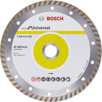 Disco Diamantado Eco For Turbo 180 - 2608615038 - Bosch - 2608615038
