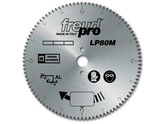 Disco de Serra Circular Freud 250 mm LP80M 001 - F03FS03775
