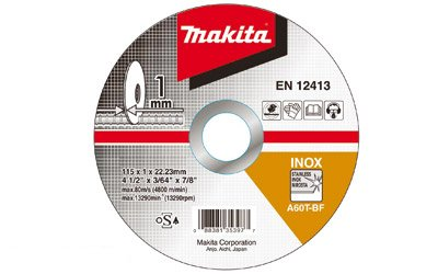 Disco Abrasivo de Corte 180mm  Makita - B-12267-10