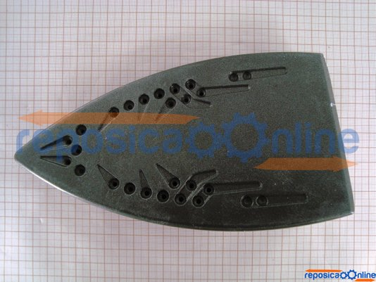 Conj. Base Acabada Para Ferro Seco Vapor Spay X560 220v Black&decker   - N361002