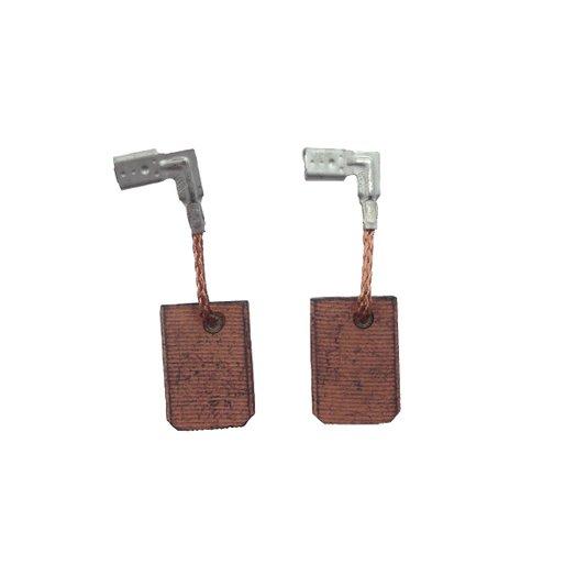 Escova De Carvão Cb318 Para Esmerilhadeira Makita  - 194999-0