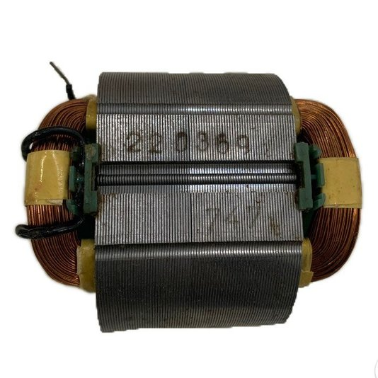 Estator / Bobina De Campo 220v Para Lixadeira Oscilante Bosch 1286 / 1288 Excluido - 2604220369