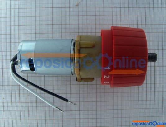 Conjunto Mecanico Para Parafusadeira 2211 Skil Skil - F000624026