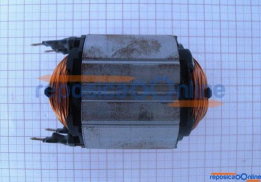 Estator / Bobina de Campo 220V para politriz Bosch 1374 GNS 5-100 - 9618089081