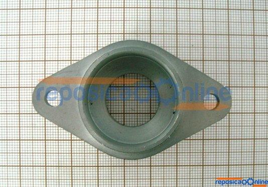 Flange Do Mancal Alojamento Do Rolamento Para Serra Marmore Gdc 34 Bosch 1551 - F000600497