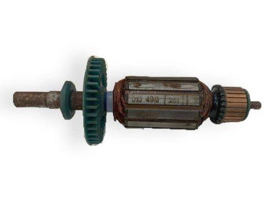 Induzido / Rotor 220v Para Lixadeira Bosch 1286.0 E 1288.0 - 2604010499