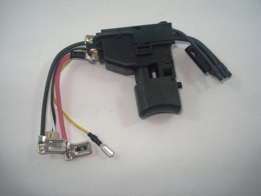 Interruptor - 650747-2 - Makita  - 650747-2
