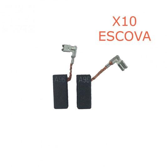 Jogo 10 Pares De Escova De Carvão 1617000525 Bosch