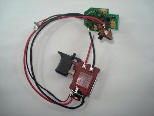 Kit do interruptor do martelete WX382.3 - 50019645 - WORX  - 50019645