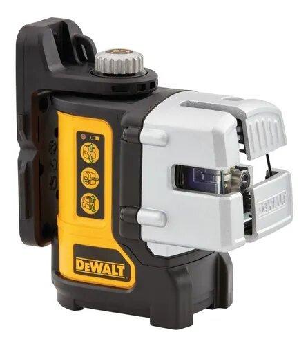 Laser Auto Nível De Ponto/ Esquadro 3 Linhas E 4 Pontos Dewalt - Dw089k-br