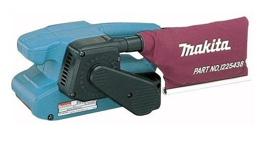 Lixadeira De Cinta 9910 220v Makita 76x457mm Com Coletor De Pó - 9910-220v