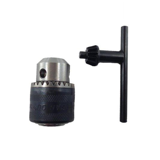 Mandril De 3/8 Para Furadeira De Impacto Bosch  - 1600a00z9r