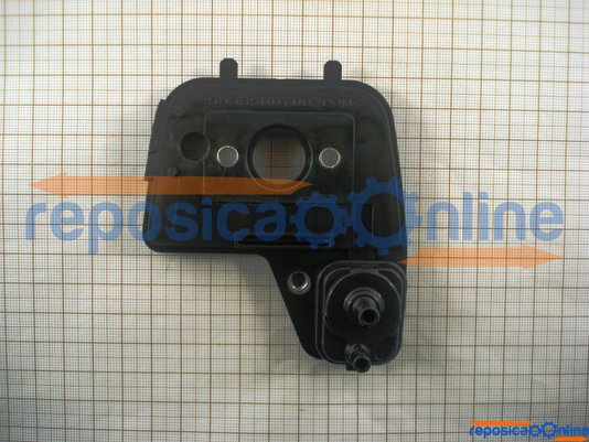 Placa Do Filtro De Ar Completo - 140814-6 - Makita - 140814-6