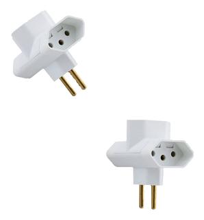 Plug T Branco Tramontina Tramontina - 57400/071