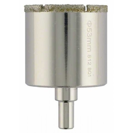 Serra Copo Diamantada 53mm Bosch - 2608594291