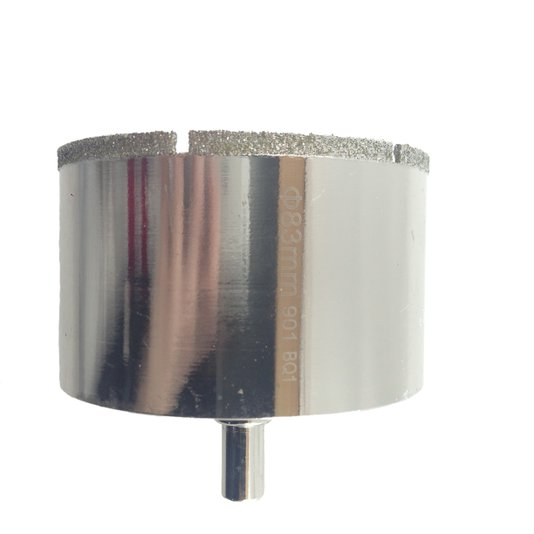 Serra Copo Diamantada 83mm Bosch - 2608594296