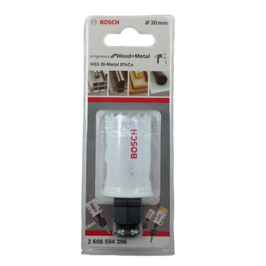 Serra Copo Progressor For Wood+met 30mm Bosch - 2608594206